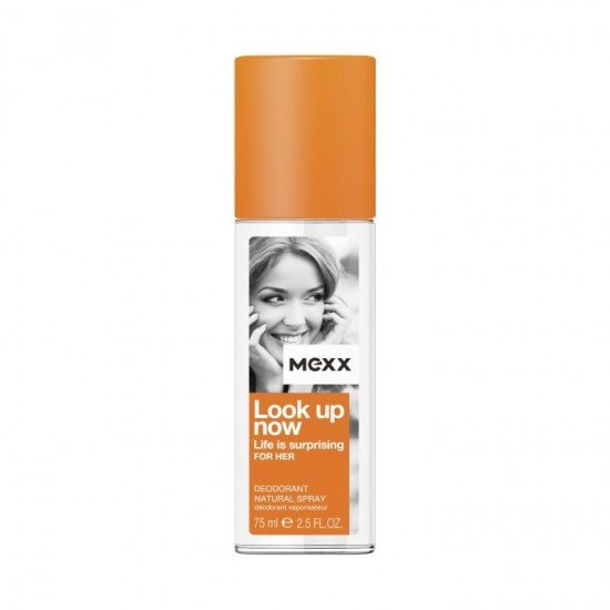 Mexx Look up now Life is surprising FOR HER deodorant 75ml