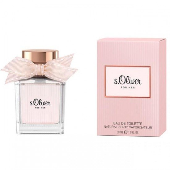 s.Oliver For Her EDT 30ml