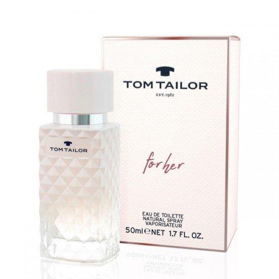 Tom Tailor For Her EDT 50ml