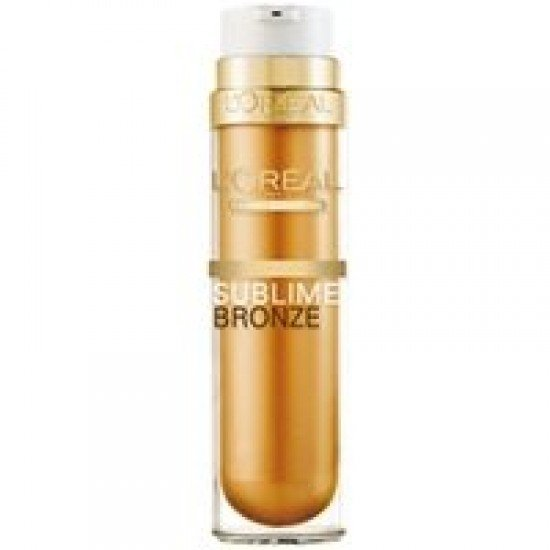 L'Oreal Sublime Bronze Illuminating Self Tanning Care 50ml Tinted
