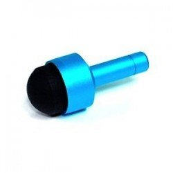 Replacement finger - dust jewel on the phone, tablets and other (turquoise)