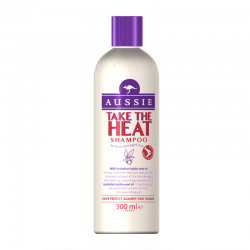 Aussie Take the Heat Shampoo 300ml