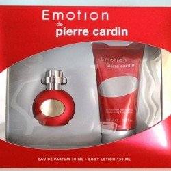 Pierre Cardin Emotion for Women EDP 30ml+150ml Körpermilch