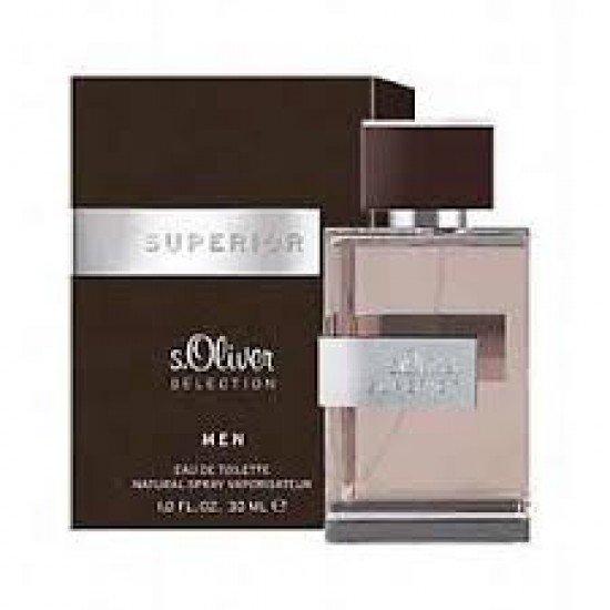 s.Oliver Superior Men EDT 50ml