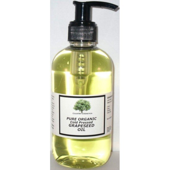 100% Pure Grapeseed Oil 250ml