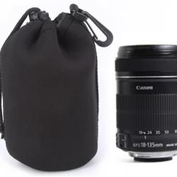 Lense - case / pouch / bag / protection for the lens size L