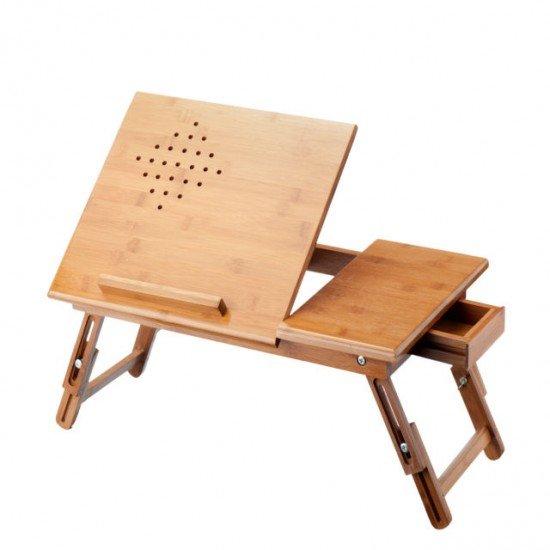 Bampo - foldable wooden desk