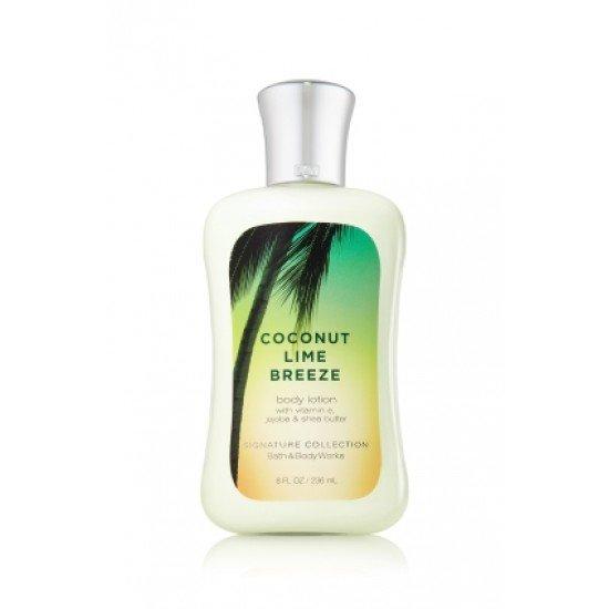 Bath & Body Works Coconut Lime Breeze Body Lotion 236ml