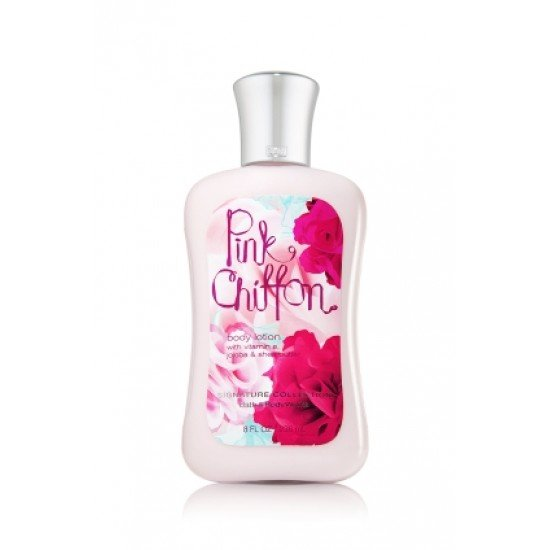 Bath & Body Works Pink Chiffon Body Lotion 236ml
