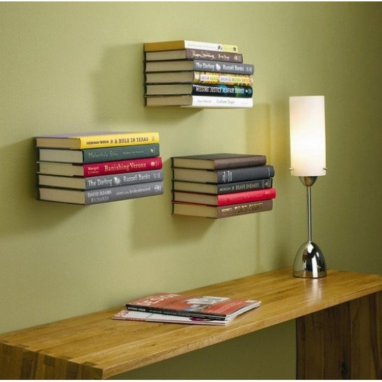 Bokee - hidden bookshelf
