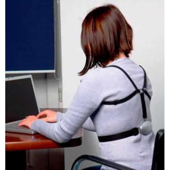 Corspine II - electronic device against bad posture