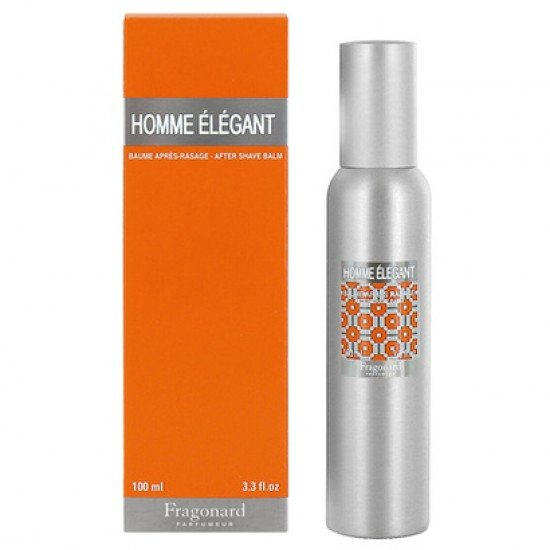 Fragonard Homme Élégant after-shave balm 100ml