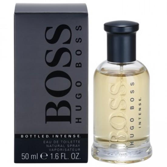 boss bottled intense edt