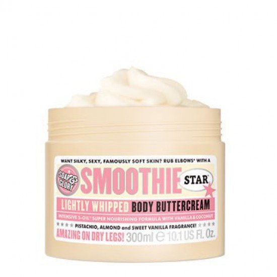 Soap & Glory Smoothie Star Buttercream body butter 300ml