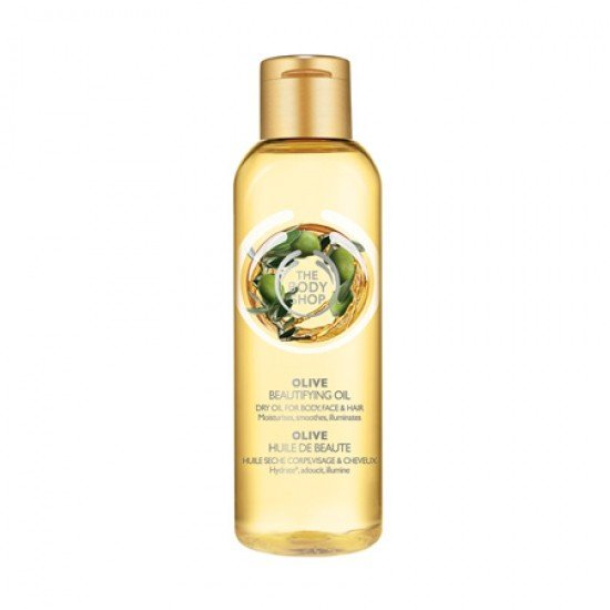 The Body Shop Olive Beautifying oil 100ml