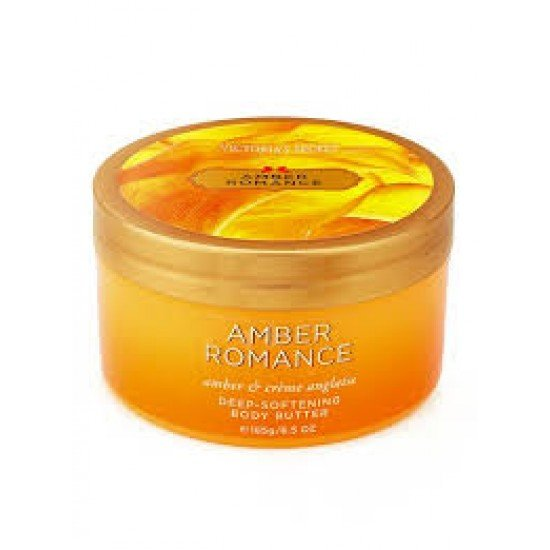 Victoria's Secret Amber Romance hydrating body butter
